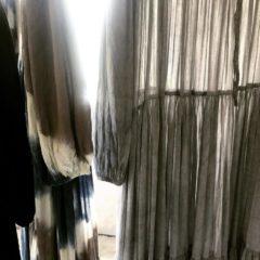 佐賀 12(ドゥーズ)にて宝島染工展が始まりました