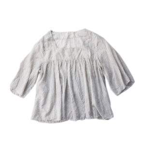 TS18-13-W 手織り綿シルクブラウス_07